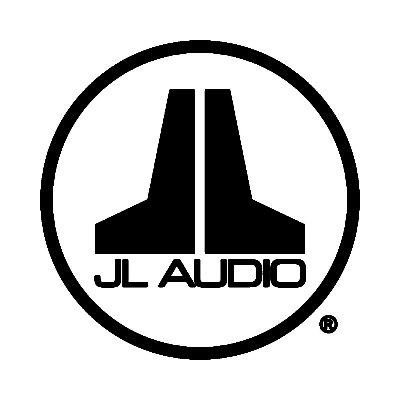 Product design for JL audio electronics logo