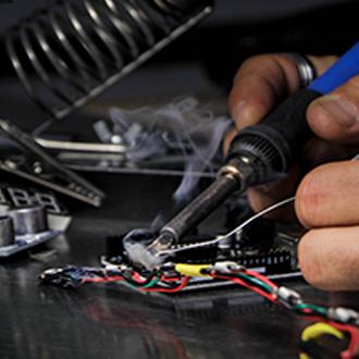 Electrical engineering prototype development