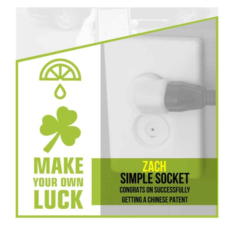 Simple Socket Patent