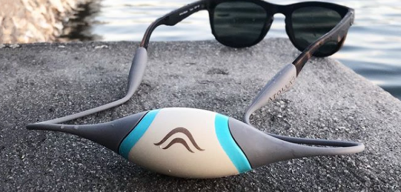 Atollas silicone sunglasses accessory water product ion south florida beach