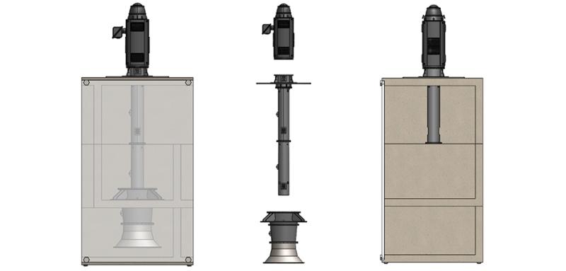 Morrison Pump Station 3D CAD models