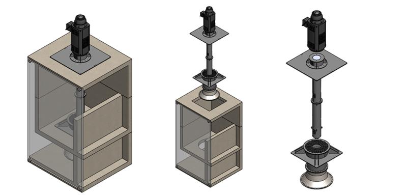 Morrison Pump Station 3D CAD model
